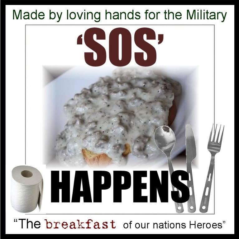 Pound 136 SOS Breakfast