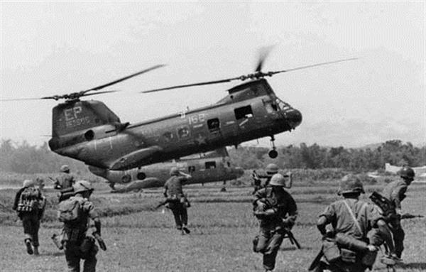 1st Marine Airwing Assn-Vietnam Service Newsletter