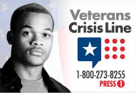 Suicide Prevention Message–#BeThere for Veterans