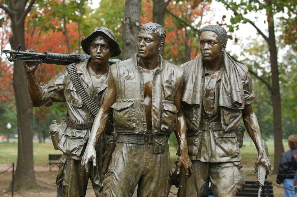 Viet Nam Veteran Memorial Dedication – March 29th