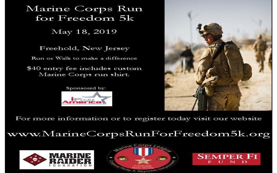 Marine Corps Run for Freedom 5k