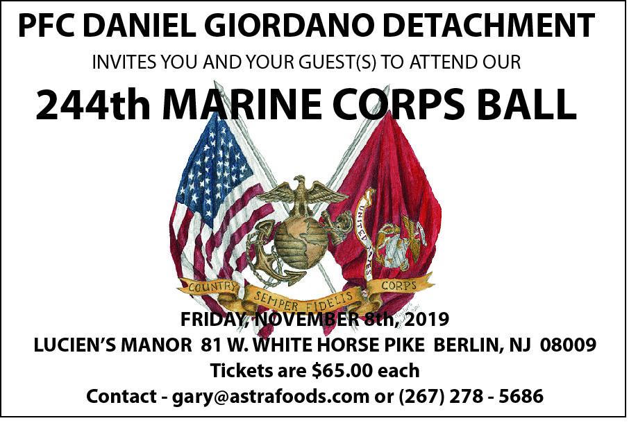 2019 Giordano Detachment Ball
